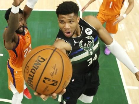 ¿Por qué Giannis Antetokounmpo no entrena junto a otras estrellas de la NBA?