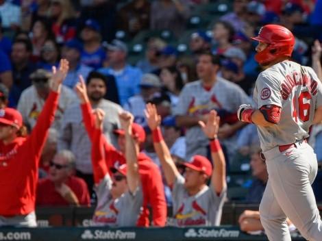 Cardinals llegan a 14 victorias en fila para igualar la mejor racha de su historia en Grandes Ligas