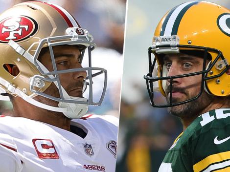 EN VIVO: San Francisco 49ers vs. Green Bay Packers   Sunday Night Football   Pronóstico, fecha, horario, streaming y canal de TV para ver EN DIRECTO ONLINE la Semana 3 de la NFL 2021