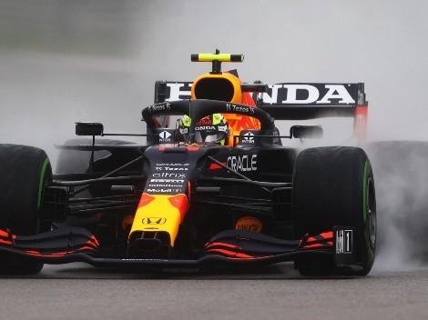 Sergio 'Checo' Pérez saldrá del noveno sitio en el Gran Premio de Rusia