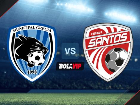 Qué canal transmite Grecia vs. Santos Guápiles por la Liga Promerica de Costa Rica