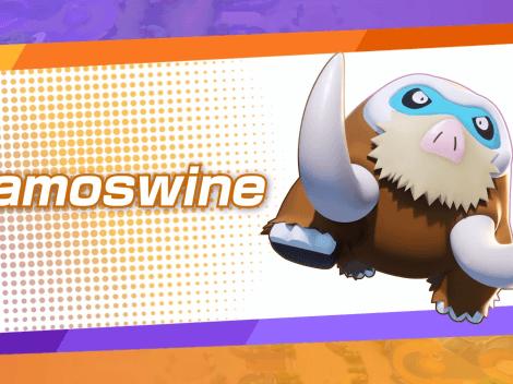 Mamoswine é anunciado em Pokémon UNITE