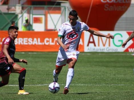 Cobresal vence a Deportes Antofagasta y lucha por la Sudamericana