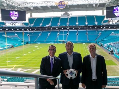FIFA finalizó primera revisión de sedes en Estados Unidos para Mundial 2026