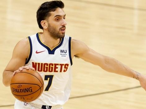 La reflexión de Facundo Campazzo para su segunda temporada en NBA