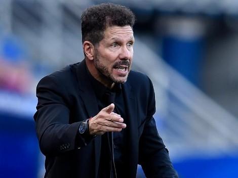 """""""Estamos atravessando um momento de dificuldade"""", diz Simeone"""