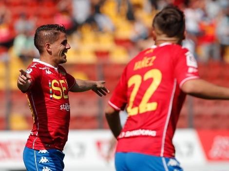 Unión Española vence a La Serena y se mete en puestos de Sudamericana