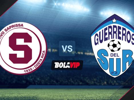 Cómo ver Saprissa vs. Pérez Zeledón EN VIVO por la Liga Promerica de Costa Rica: hora y canal de TV   Apertura Jornada 13