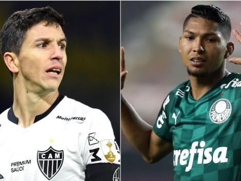 Atlético-MG x Palmeiras: saiba onde assistir ao vivo à partida de volta das semifinais da Copa Libertadores