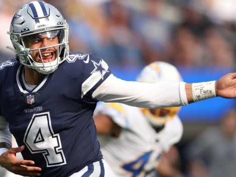 A casi un año de su fractura: Dak Prescott regresa a la casa de Dallas Cowboys