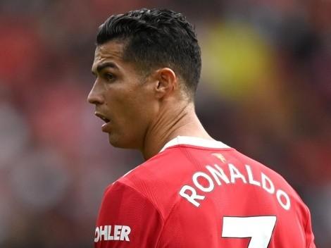 """""""Eu não ficaria surpreso se ele ainda jogasse quando tivesse 40 anos"""", diz técnico do United sobre Cristiano Ronaldo"""