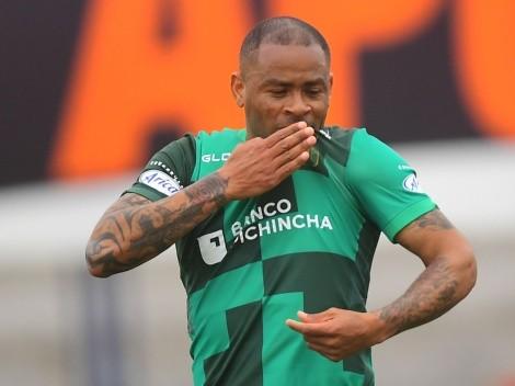 Aguirre marcó el 1-0 para Alianza con un gol muy similar al que le hizo a Estudiantes en el 2010