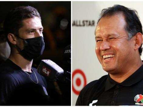 """""""Lo recibieron como a Cristiano Ronaldo"""", Reynoso reveló cómo vivió la llegada de Ormeño a Perú"""