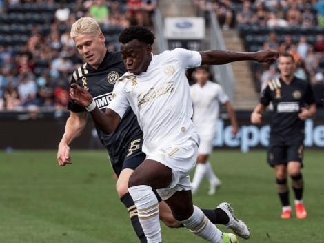 Philadelphia Union arruinó la racha positiva del Atlanta United
