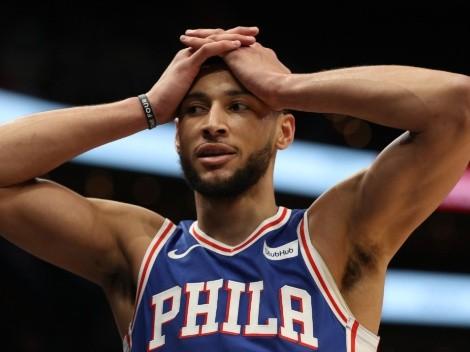La verdadera razón por la que Ben Simmons no quiere quedarse en Philadelphia 76ers