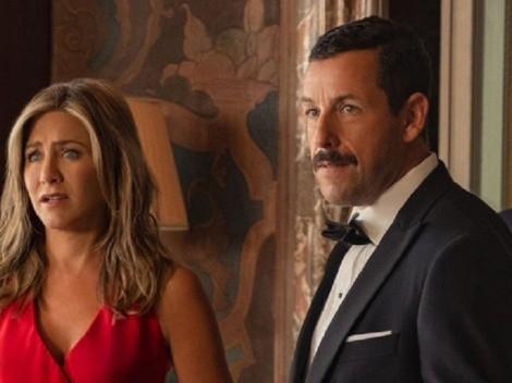 """Adam Sandler e Jennifer Aniston confirmam continuação de """"Mistério no Mediterrâneo"""""""