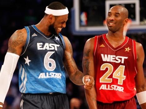 Ex estrella NBA habla de la diferencia entre marcar a LeBron James y Kobe Bryant