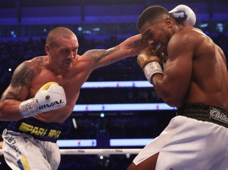 Oleksandr Usyk stuns Anthony Joshua to become unified heavyweight champion: Funniest memes and reactions