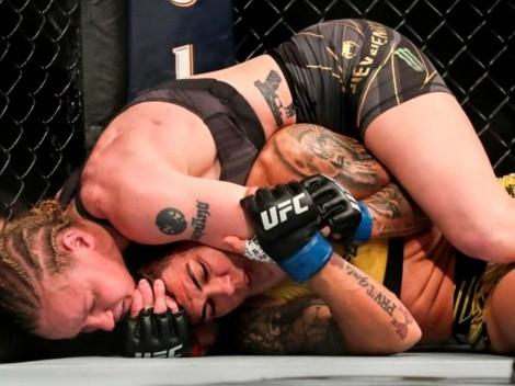 El nocaut espectacular de la reina de UFC