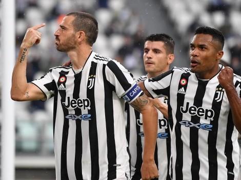 Segundo triunfo en Serie A para Juventus