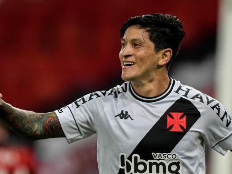 Empresário de Cano vem a público após rumor sobre pré-contrato com o Santos
