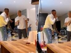 Video: Richarlison se robó el show en la fiesta de cumpleaños de Yerry Mina