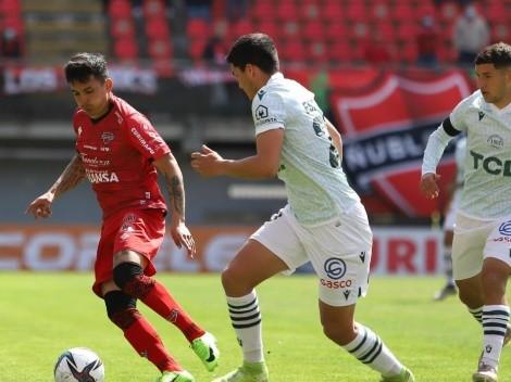 Santiago Wanderers se impuso a domicilio a Ñublense y respira en la tabla