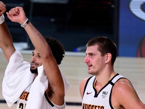 Con el MVP Jokic: El quinteto ideal de Denver Nuggets para la NBA 2021-22