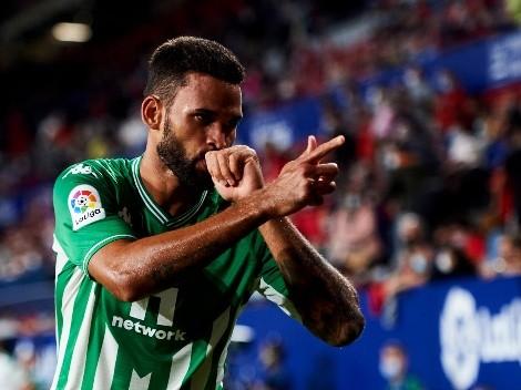 Real Betis dominó a Getafe y lo hundió en el fondo de la tabla