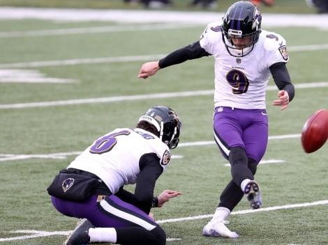 Baltimore Ravens gana con el gol de campo más largo de la historia de la NFL