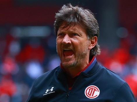 Hernán Cristante desafió al VAR por el penal para Atlético San Luis
