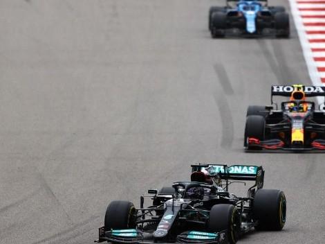 Classificação de pilotos e construtores na temporada 2021 da Fórmula 1