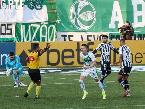 Santos perde para o Juventude por 3 x 0 e se aproxima da zona do rebaixamento