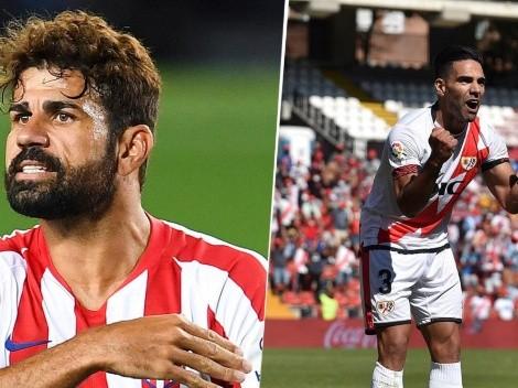 Falcao se devora España y se pone a la par de Diego Costa con tremenda cifra
