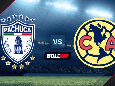 Cómo VER Pachuca vs. América EN DIRECTO por la Liga MX: Día, horario y TV