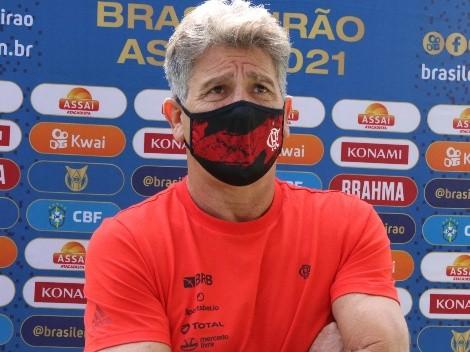 Renato Gaúcho acredita na possibilidade de conquistar título do Brasileirão