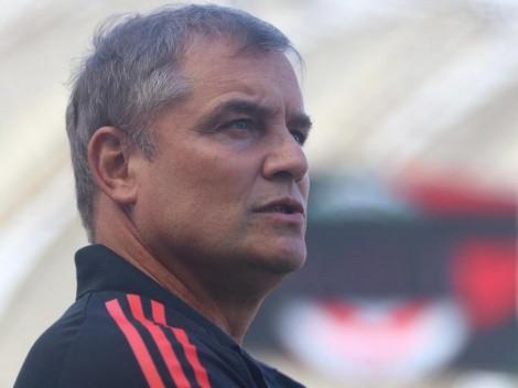 Aguirre prevê saída de atacante do Inter no futuro e abre torcida