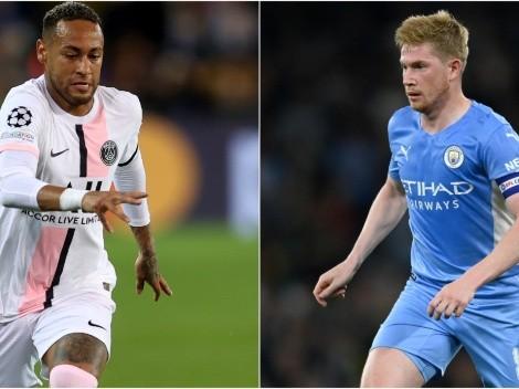 PSG x Manchester City: saiba como assistir AO VIVO na TV e online essa partida da Champions League