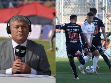 """Pato Yáñez liquida a la U tras caer ante Colo Colo: """"Se cag..., no aparecieron"""""""
