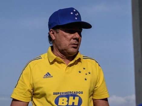 Luxemburgo cobra diretoria do Cruzeiro