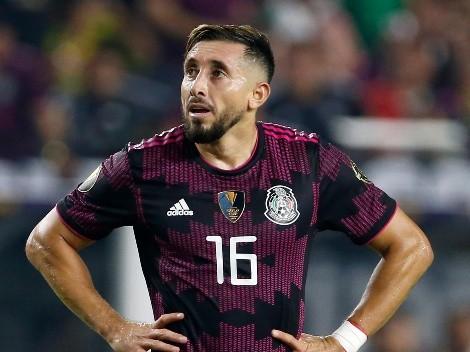 Milan, decidido a llevarse a Héctor Herrera