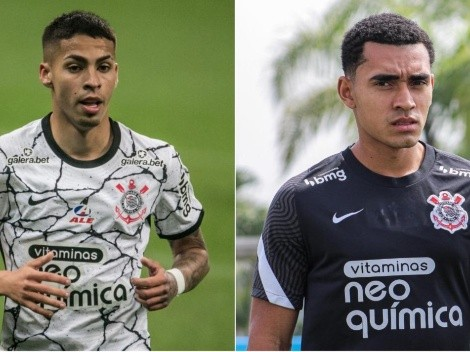 Sylvinho se encanta com o bom momento dos meninos da base do Corinthians