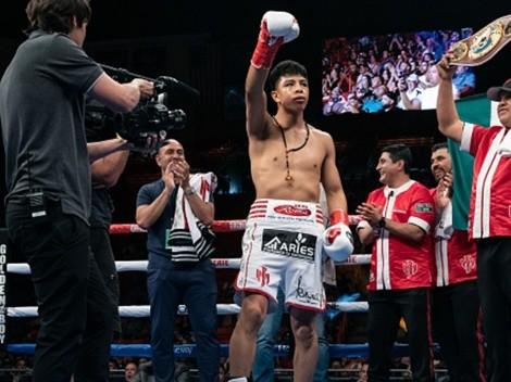 Jaime Munguia vs Gabe Rosado: fecha confirmada para una pelea por la que vibran en México y Puerto Rico