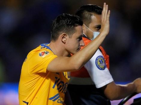 Tigres UANL informó el grado de la lesión de Florian Thauvin