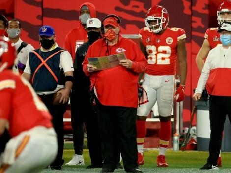 Entrenador de Chiefs terminó en el hospital tras derrota con Chargers