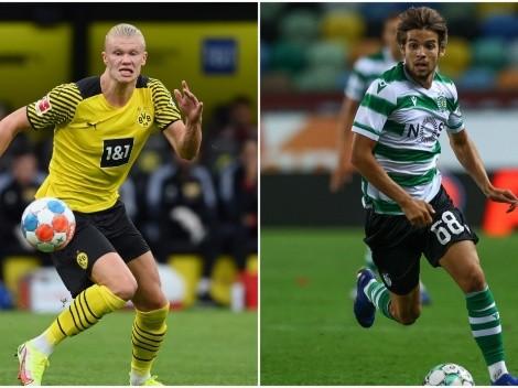 Borussia Dortmund x Sporting: data, hora e canal para assistir essa grande partida da Champions League