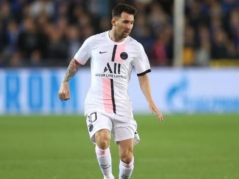 Pochettino não garante Messi no jogo contra o Manchester City pela da Champions League