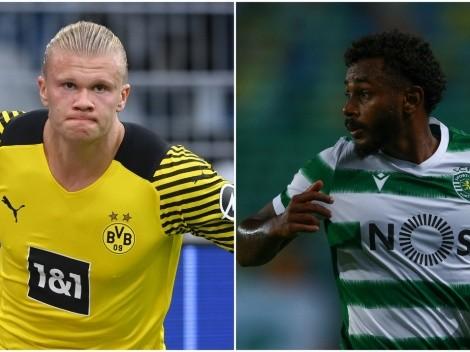 Borussia Dortmund x Sporting: saiba onde  assistir AO VIVO esse jogo da Champions League