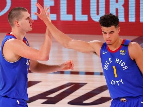 Denver Nuggets otorga el octavo contrato de 200 millones de dólares a una de sus estrellas