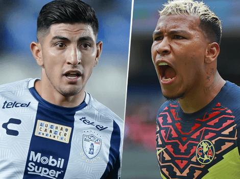 Dónde mirar Pachuca vs. América | Día, horario y TV para ver EN VIVO el duelo por el Torneo Grita México A21 de la Liga MX